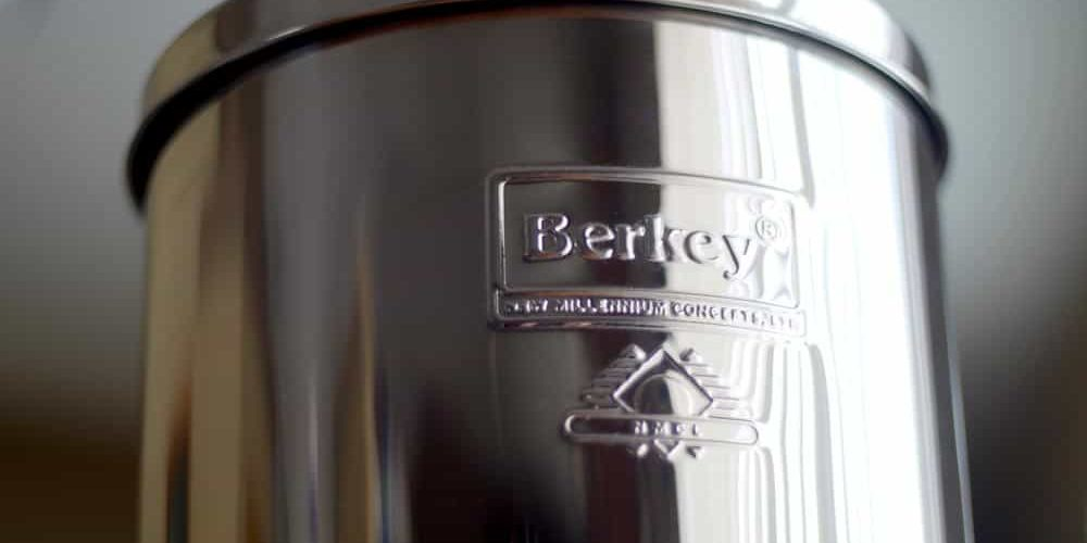 Berkey filtration system - We Prepper